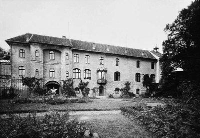 Замок Нойхаузен. Начало XX в.