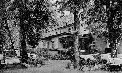 Здание ресторана. 1930-е гг.