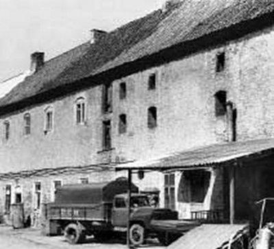 Замок Нойхаузен. 1958 г.